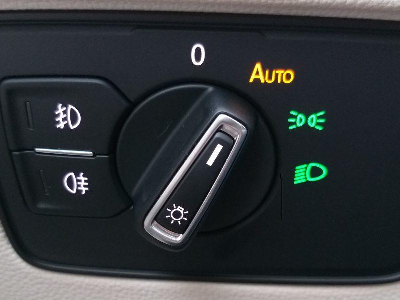 Autolichten Symbolen
